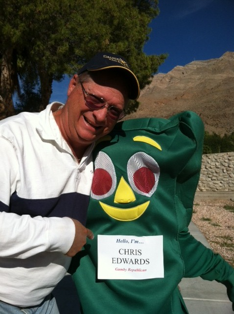 Gumby Chris Edwards