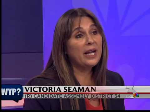 Victoria secret - how assemblywoman went over to the dark side