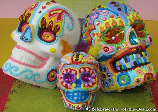 Sugar skulls 2