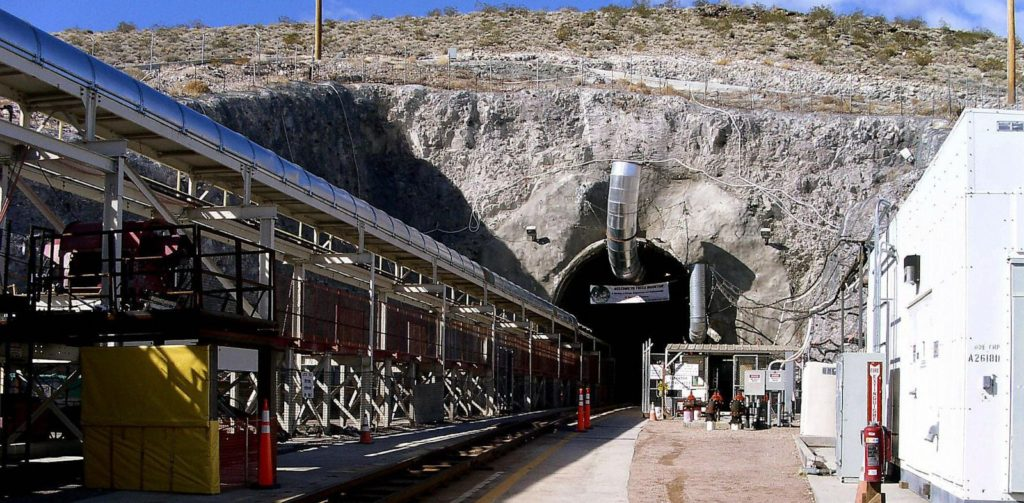 Yucca Mountain – Nuclear waste