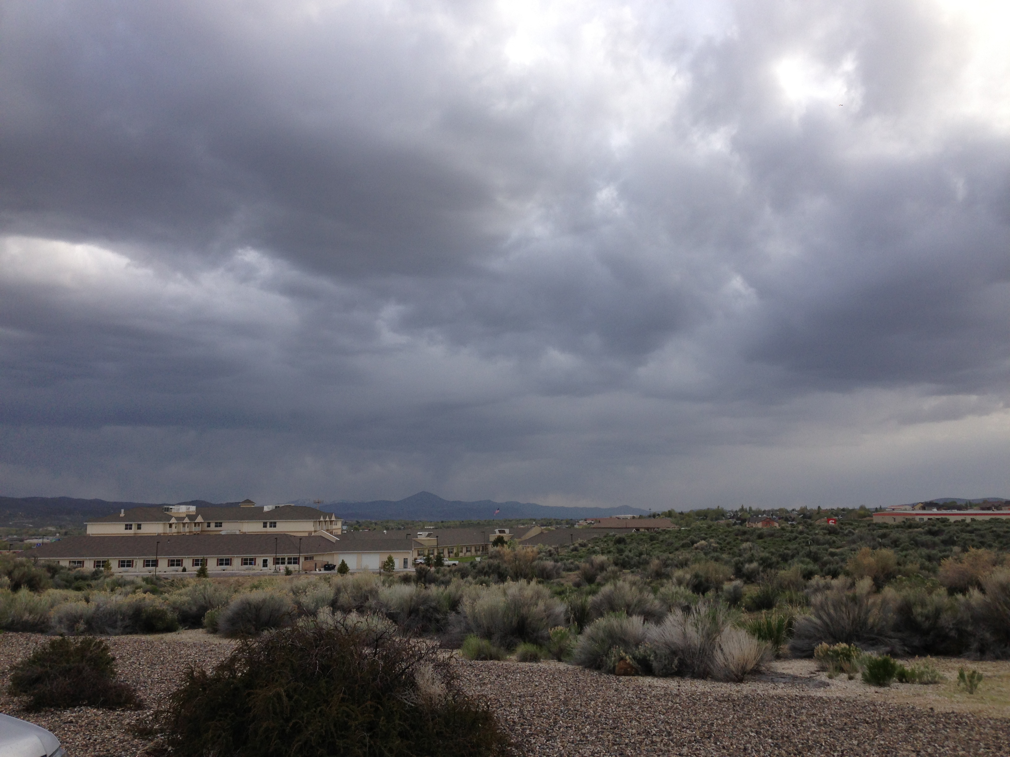 Dark Clouds Gathering over Nevada State Senate Republicans
