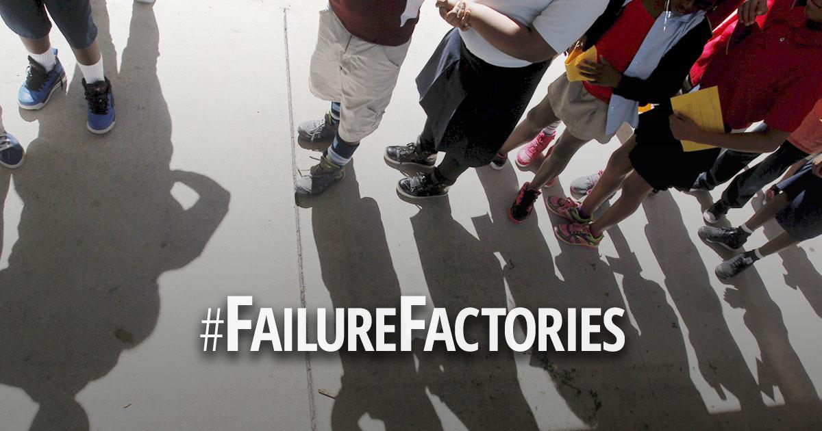 "It's Time to ""Uberize"" Public Education's Failure Factories"