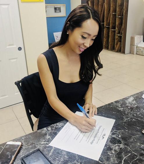 Tax Pledge Lisa Sutton
