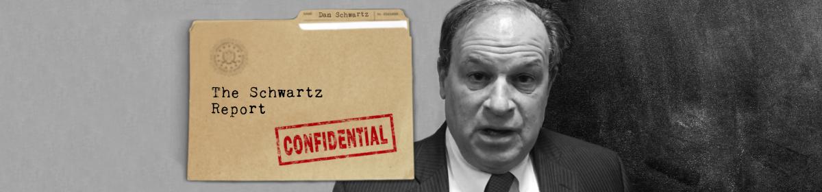 Return of the Schwartz Report!
