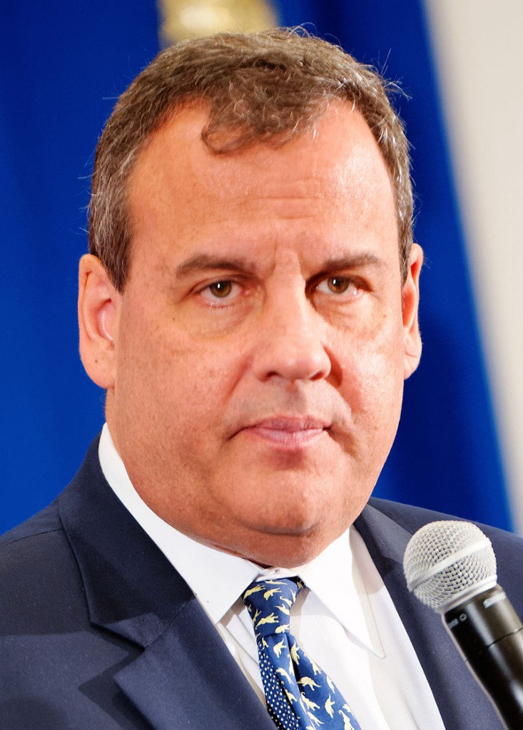 New Jersey governor, former presidential candidate